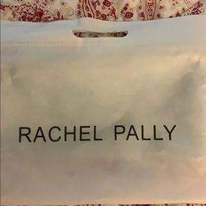 Rachel Pally fold over wristlet purse.